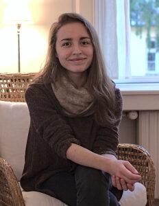 Litteraturhuset - Elena Leah